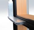 LOGO_GUTMANN LARA SCHWERLAST – Glasauflager-Kreuzträger für hohe Glasgewichte