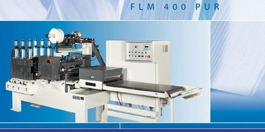 LOGO_FLM 400 - Laminating machine
