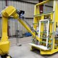 LOGO_Roboterstation zum Auftragen eines Klebstoffes