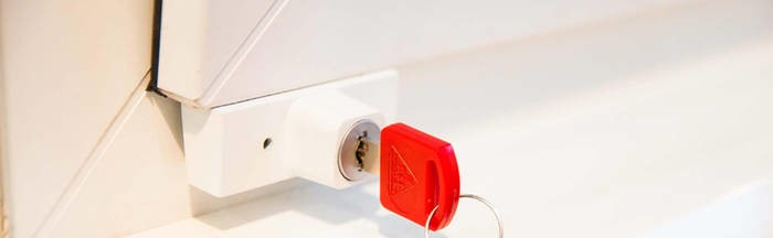 LOGO_«Baby Safety Lock» für das Haus