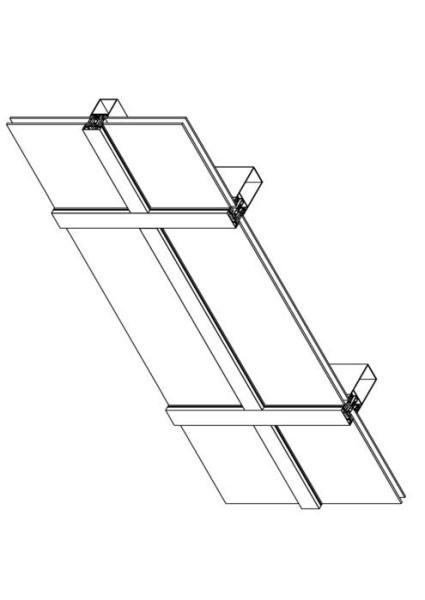 LOGO_Curtain wall system 50 mm ( CW50 )