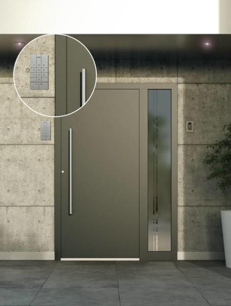 LOGO_Neues Zutrittssystem von Aluhaus