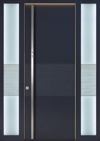 LOGO_Mit TrendLack veredelte Design-Haustüren