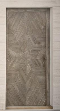 LOGO_Exclusive wooden entrance door HT 3-90