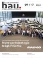 LOGO_Bauelemente Bau - Ausgabe 09/2017