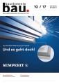 LOGO_Bauelemente Bau - Ausgabe 10/2017