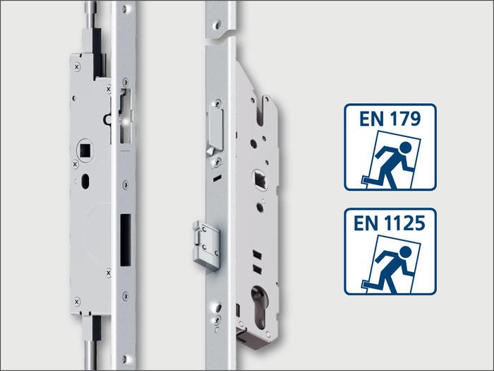 LOGO_Automatic multipoint locking systems for doors in residential and public buildings and for single and double-leaf emergency exit doors