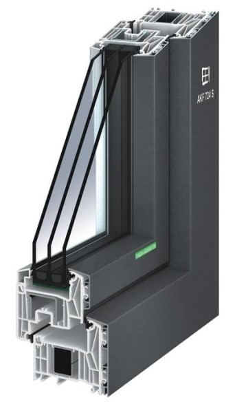 LOGO_Aluminium plastic window AKF 724 S