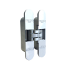 LOGO_Estetic 40/A - Universal Hinges with Covers for 50kg Doors
