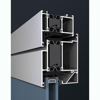 LOGO_FRAME+ 75 DI Aluminiumtürsystem