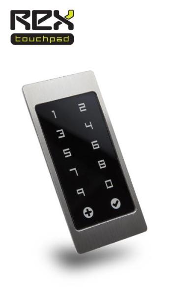LOGO_REX touchpad