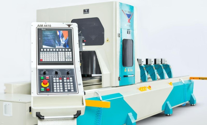 LOGO_AIM 4410 - 4 AXES ALUMINIUM PROFILE PROCESSING CENTER