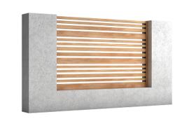 LOGO_NIVE aluminium fence system