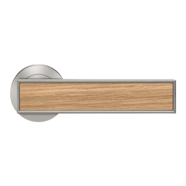 LOGO_Ein Griff für jeden Stil: Inlay-Türgriff TORINO R53 von Karcher Design