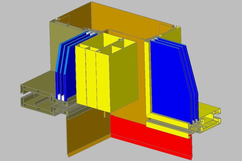 LOGO_Unitized Facades (curtainwall systems)
