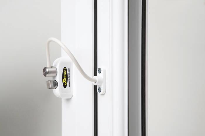 LOGO_Jackloc Push & Turn (Standard footplate) 200mm cable restrictor