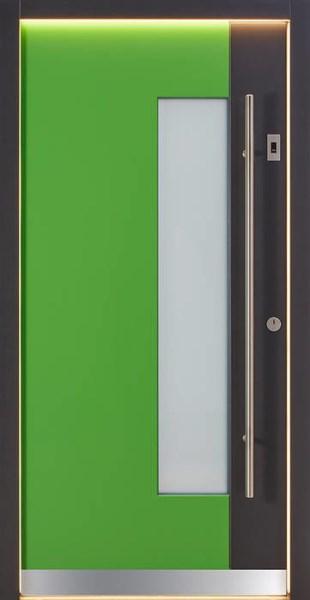 LOGO_Design-Haustüren der Einstiegsserie KlimaFit85 basic