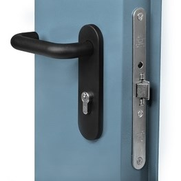 LOGO_OMN-66M-PSL - SS LEVER HANDLE - (with cylinder hole)