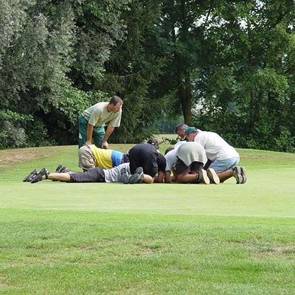 LOGO_Fort- und Weiterbildung, Seminare  im Greenkeeping/Golfplatz und Sportplatzpflege