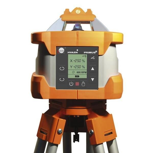 LOGO_Nedo fully automatic rotating laser Primus² HVA2N