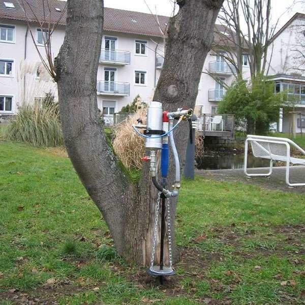 LOGO_Dauerhafte Bodenrenovation gegen Staunässe und Trockenschäden mit der MTM- Revita: