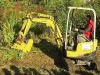 LOGO_H3 - mulching mower  for mini excavators