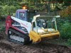 LOGO_MINIFORST cl - forestry mulcher for compact loaders and dozers