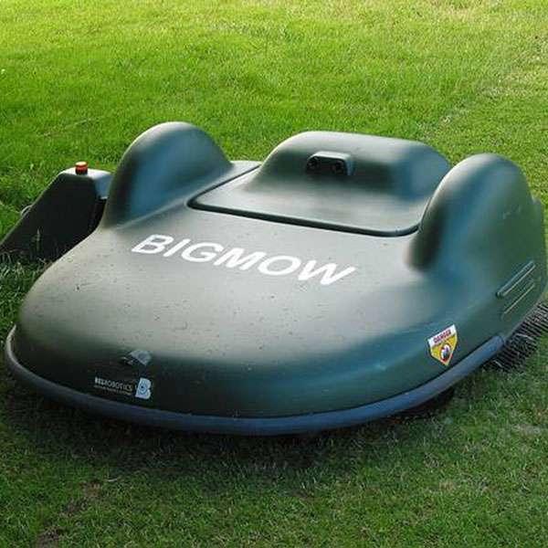LOGO_BigMow - Eine Revolution in der Pflege großter Rasenflächen