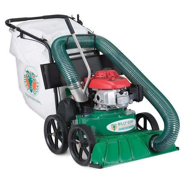 LOGO_Leaf vacuum Billy Goat KV 650 SPH
