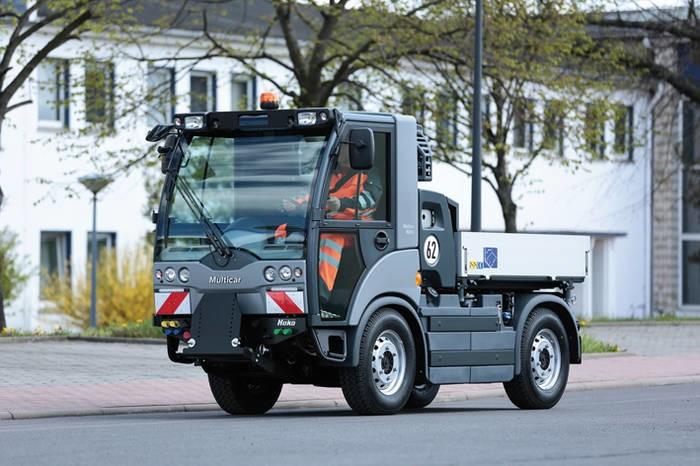 LOGO_Der Multicar M29 - Kompakt, flexibel und mit vielen Talenten