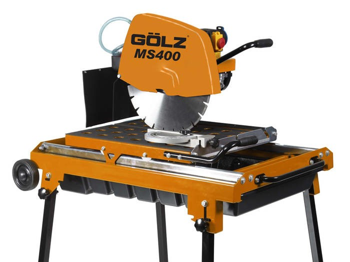 LOGO_GÖLZ Masonry saw MS400