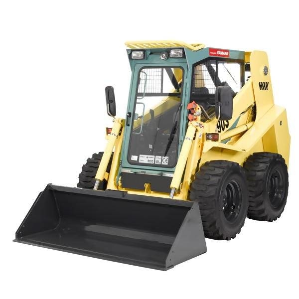LOGO_Skid Steer Loaders 752 & 903