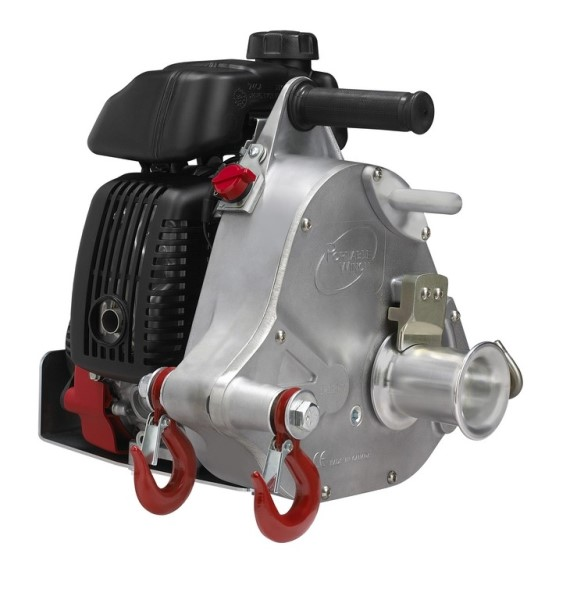 LOGO_PCW5000 - Gas-powered portable capstan winch
