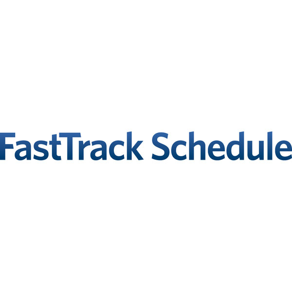 LOGO_FastTrack Schedule - Software für Projektmanagement