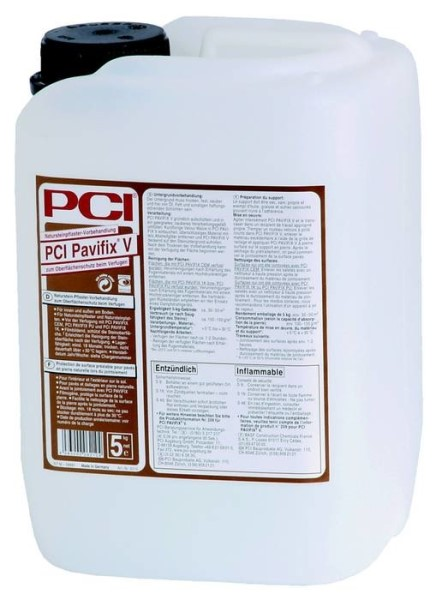 LOGO_PCI Pavifix® V - zum Oberflächenschutz beim Verfugen