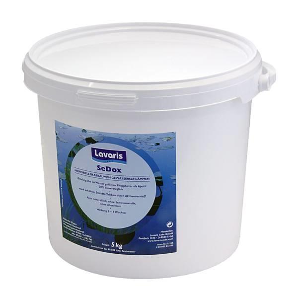 LOGO_SeDox – Algenvorbeugung durch Phosphatbindung