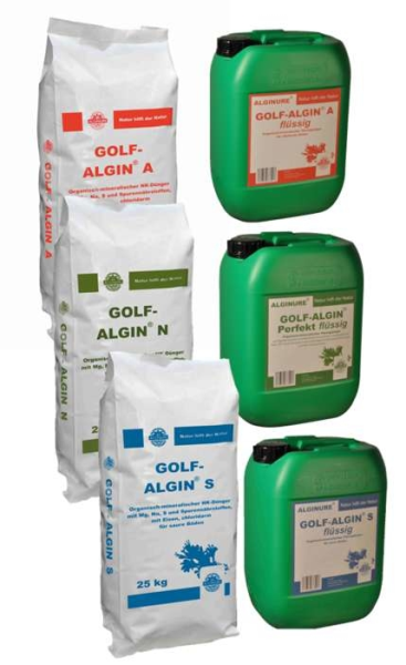 LOGO_Alginure® Golf-Algin®