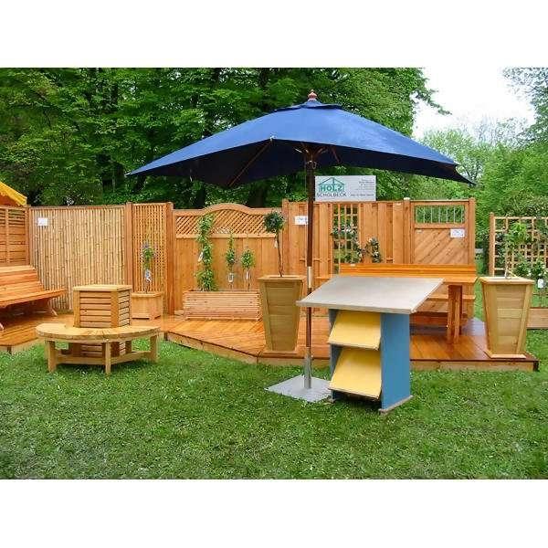 LOGO_Gartenlust mit Lärchenholz