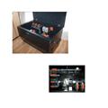 """LOGO_Pumpenschacht LE - """"TWIN"""" mit Filterabpumpmöglichkeit über eine externe Pumpe"""