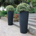 LOGO_Kunststoff - Pflanzgefäß in italienischem Design