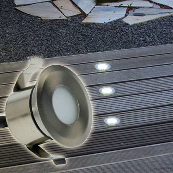 LOGO_Kompakte und moderne CREE-LED-Einbaustrahler aus Edelstahl 316 (V4A) für den Profi.