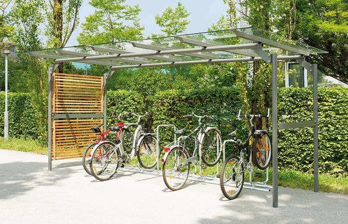 LOGO_bike shelter BWA bausystem®