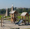 LOGO_Türme, Hütten, Häuser, Plattformen