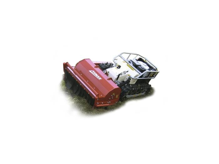 LOGO_Remote controlled slope mower RC-750