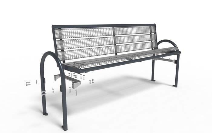 LOGO_Modular Bench System