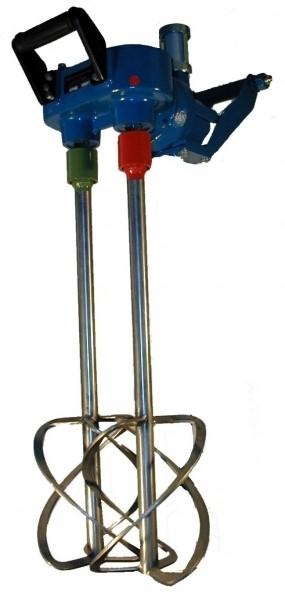 LOGO_Drucklufthandmischer B 77-DH