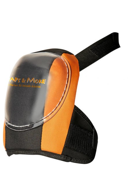 "LOGO_Knee protector ""FLEXIBLE & MORE"""