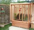 LOGO_Tomatenkasten aus Lärchenholz