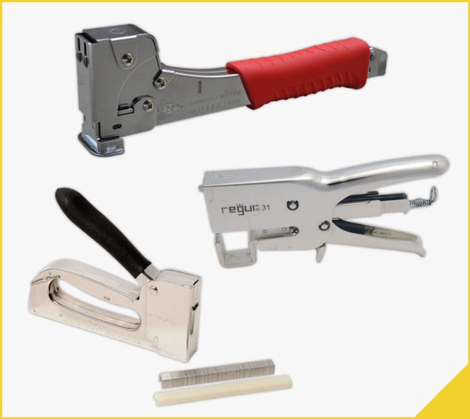 LOGO_REGUR® STAPLING TOOLS