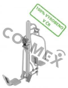 LOGO_SF - 0411 KOMBI - Pedal und Zugvorrichtung